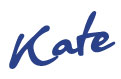 Kate Englar Signature